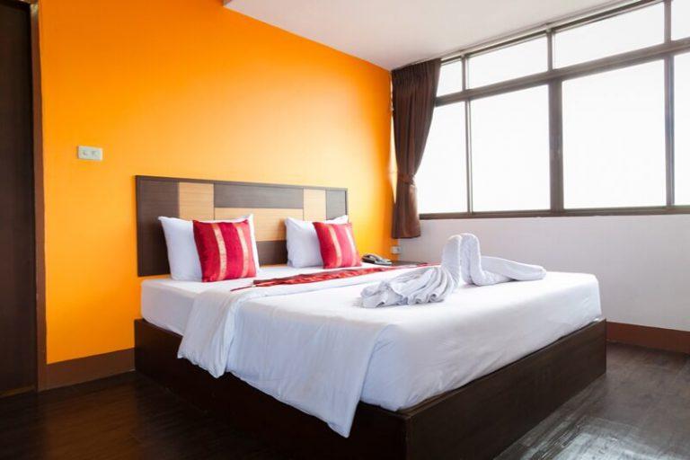 Tara Garden Thai Bangkok :Family Suite Room
